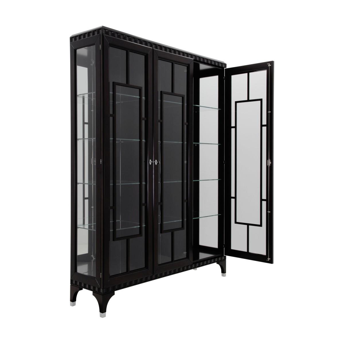 Glass cupboard Custom035 - Sevensedie