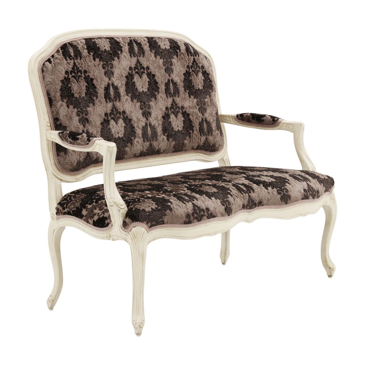 2 Seater sofa Teseo - Sevensedie