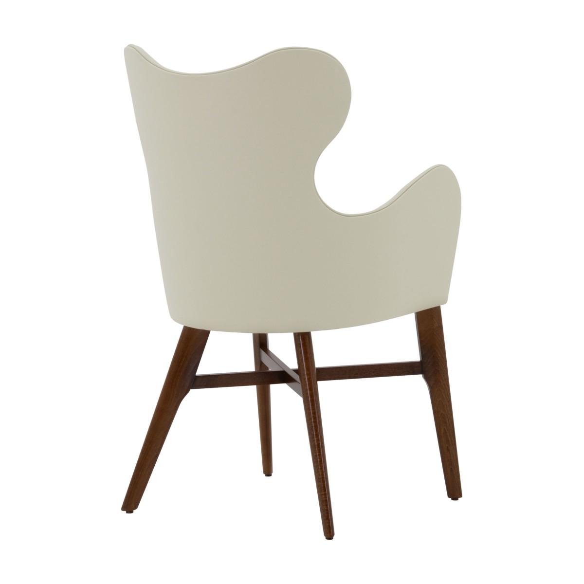 leather armchair auribus 1 3165