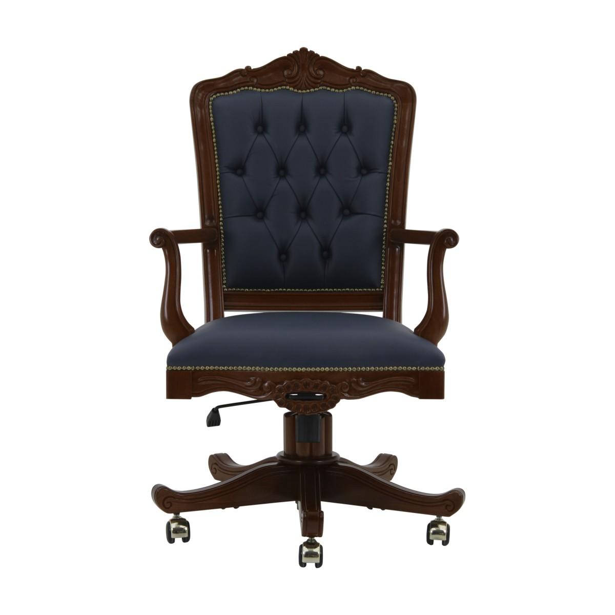 leather armchair ursula 1 9681