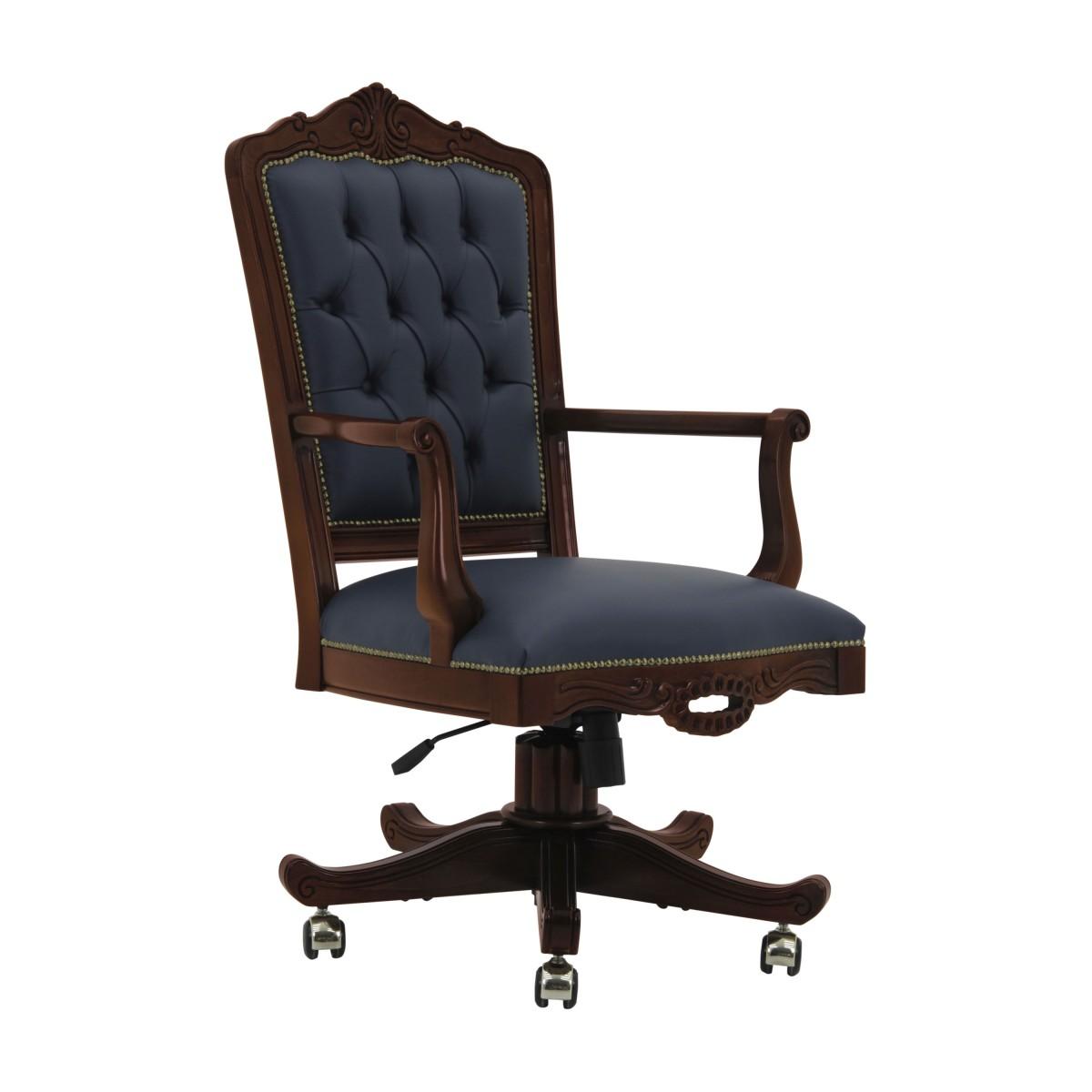 leather armchair ursula 5897