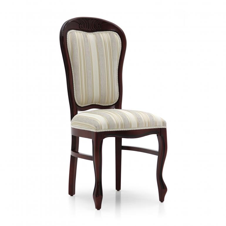 louis philippe style wood chair mose 47 3830
