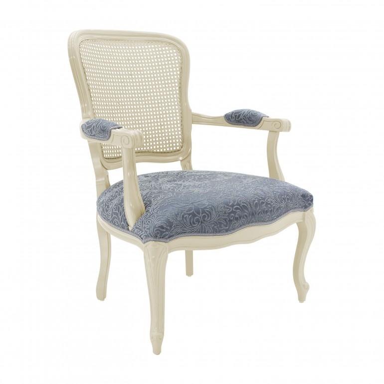 luis style armchair astrid 8604