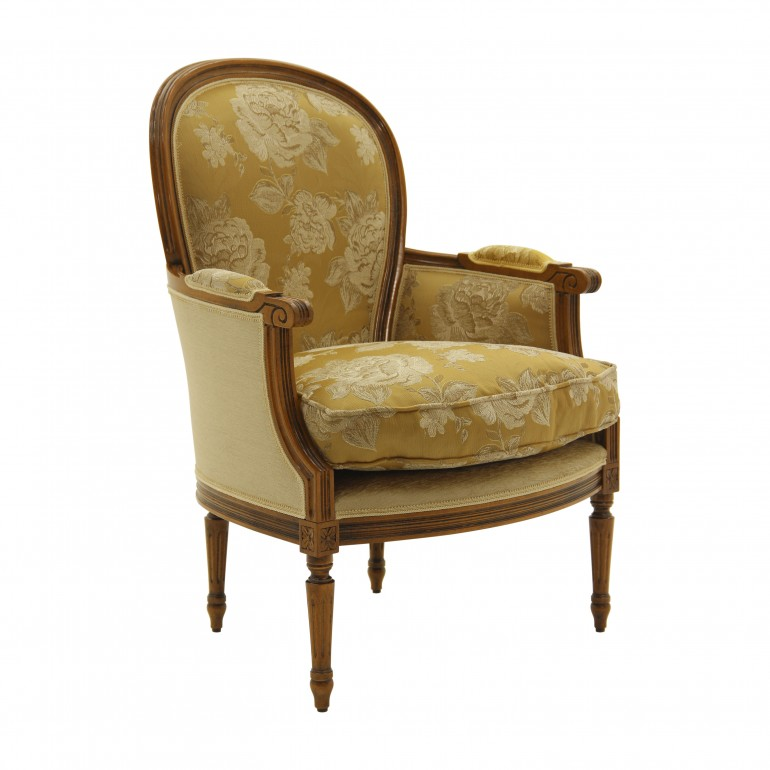 luis style armchair iside 9749