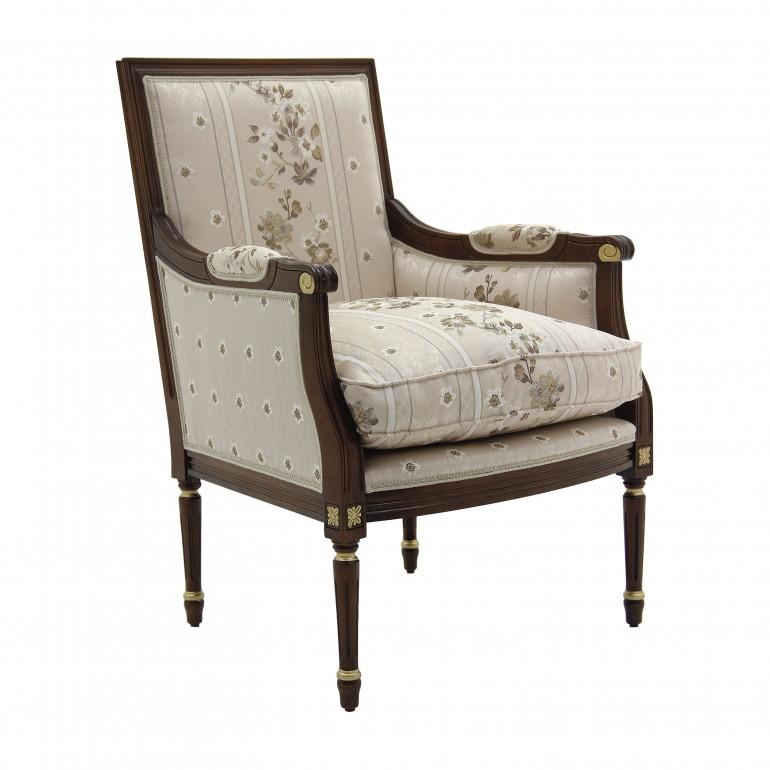 luis style armchair luigi 1313