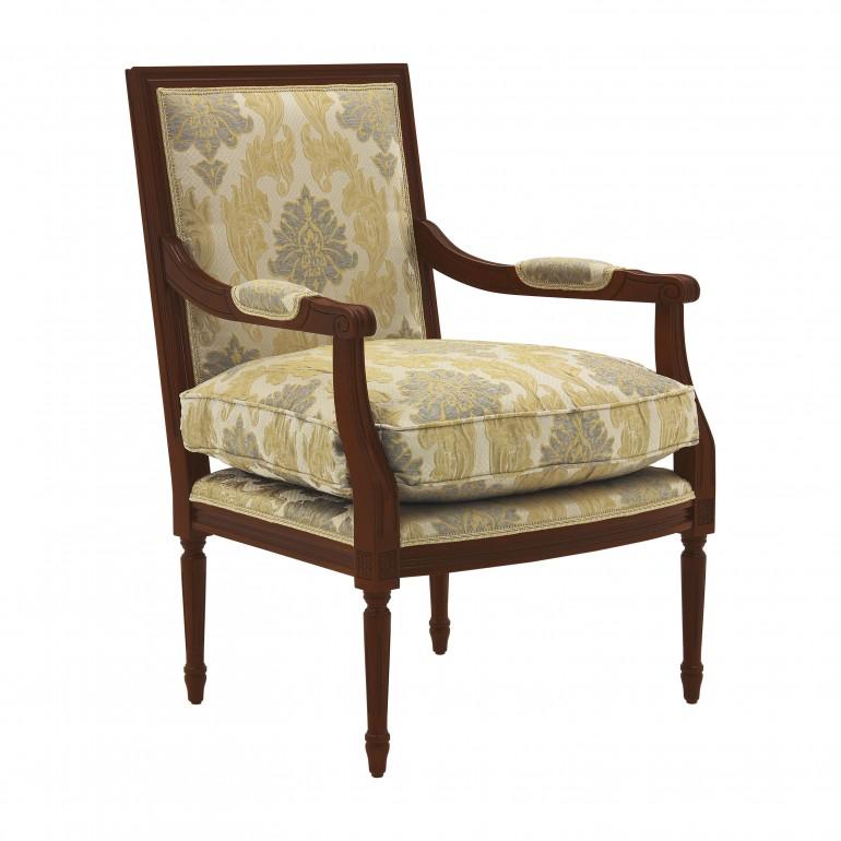 luis style armchair luigi 2349