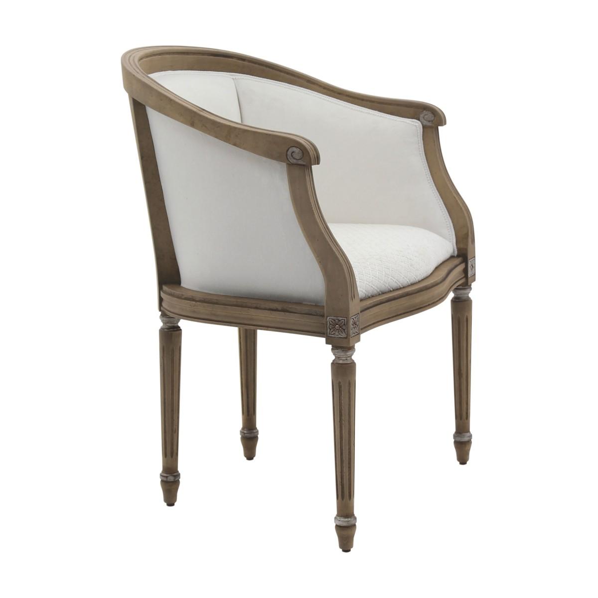 luis style armchair luigi 2467