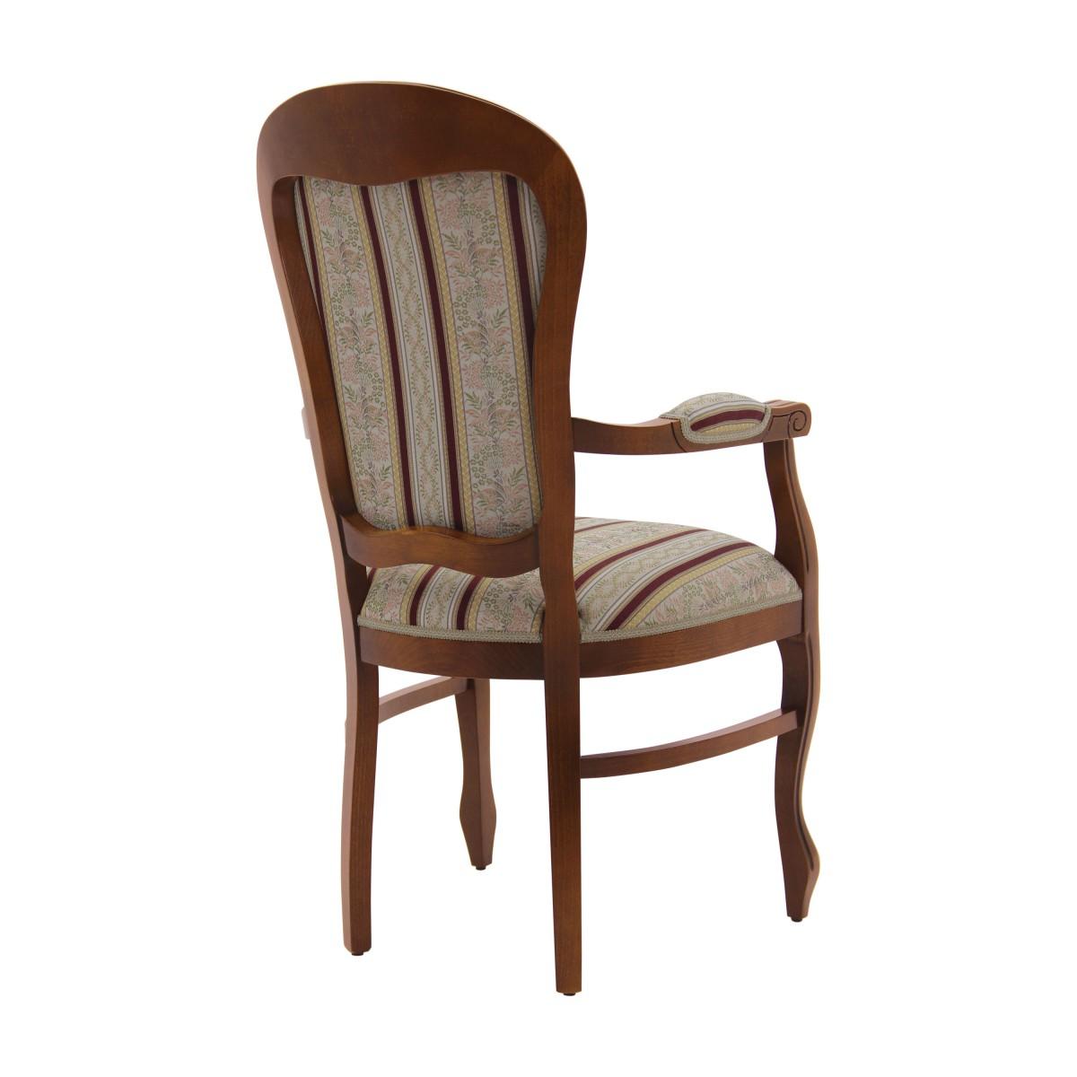 luis style armchair teseo 1 7105