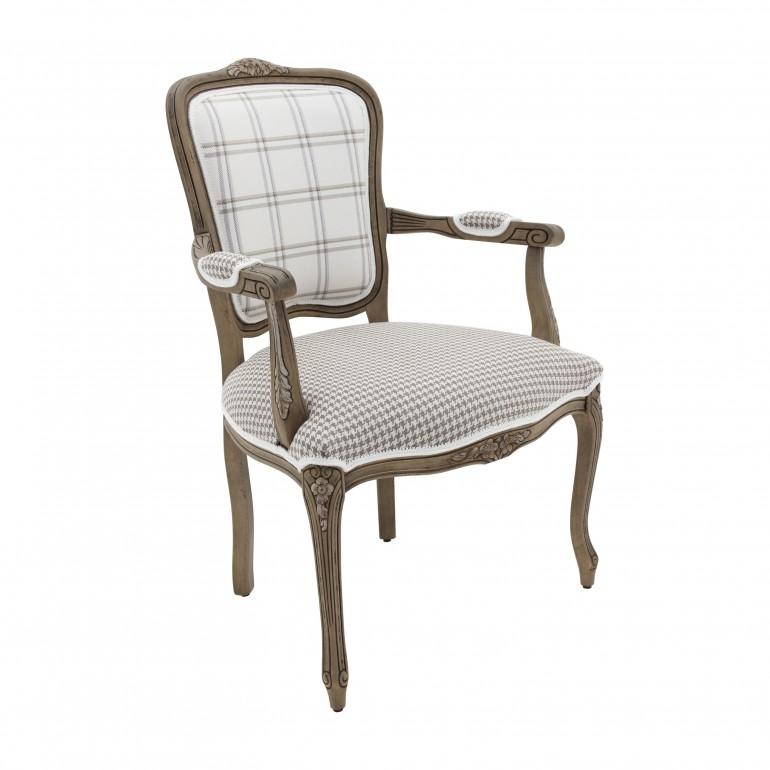 luis style armchair zeta 8410