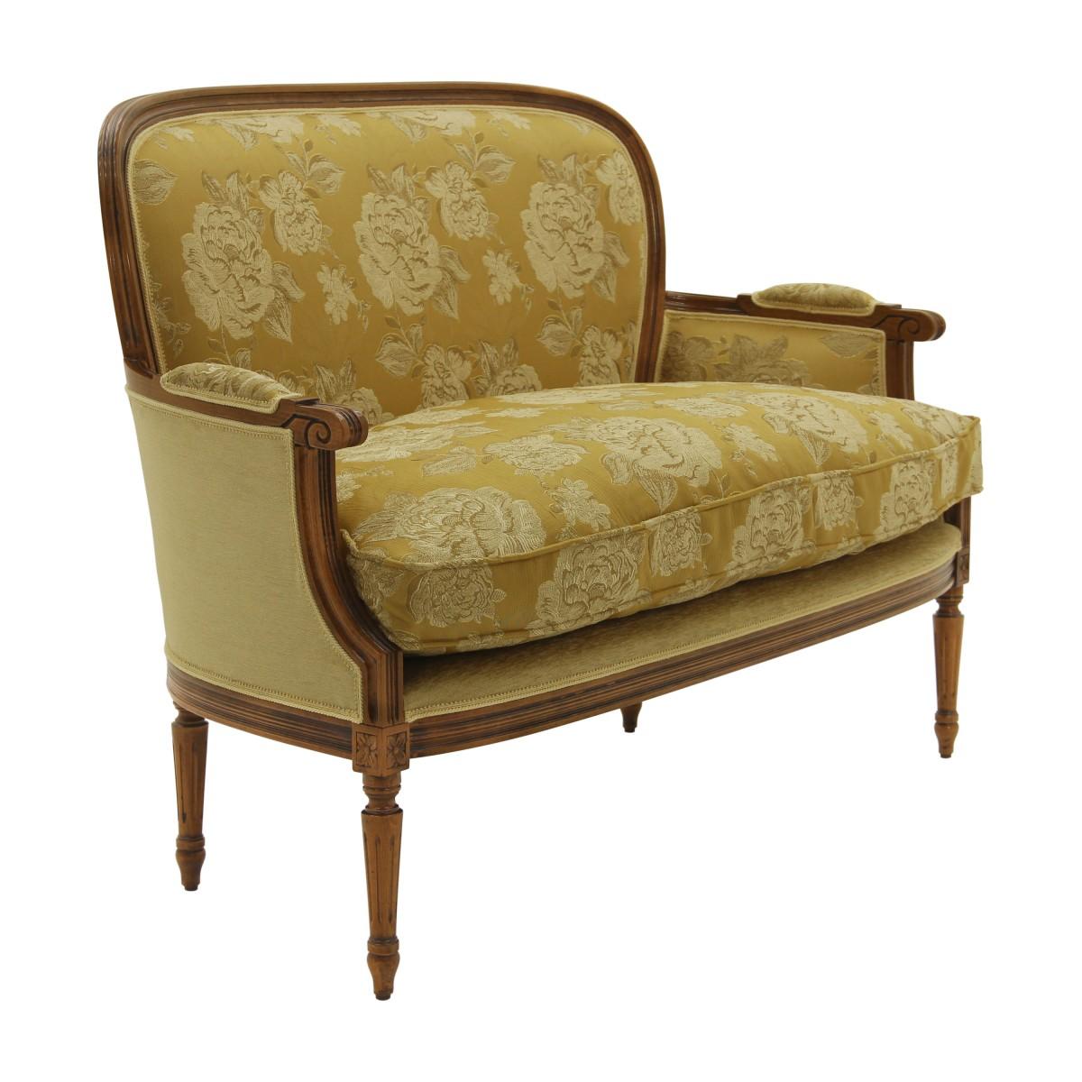 2 Seater sofa Iside - Sevensedie