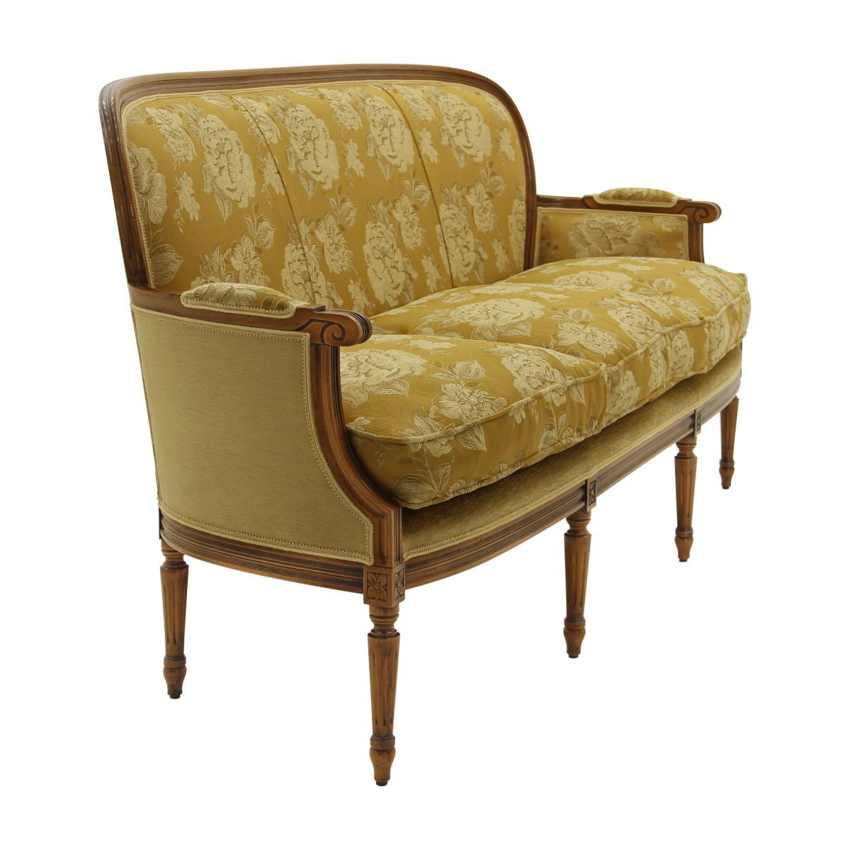 3 Seater sofa Iside - Sevensedie