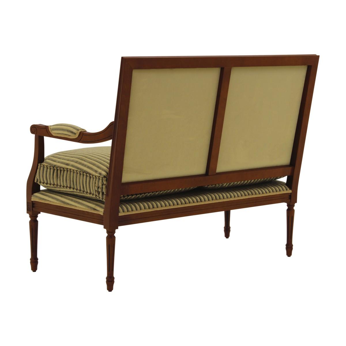2 Seater sofa Luigi - Sevensedie