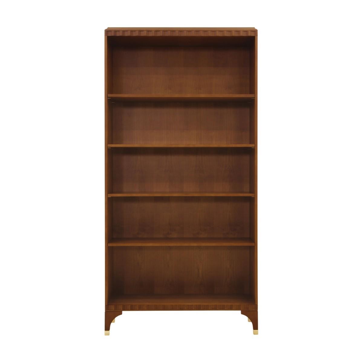 modern bookcase ellipse 7518