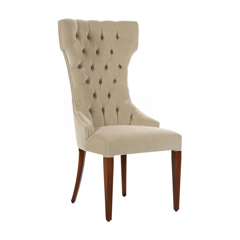 modern chair queen 4627