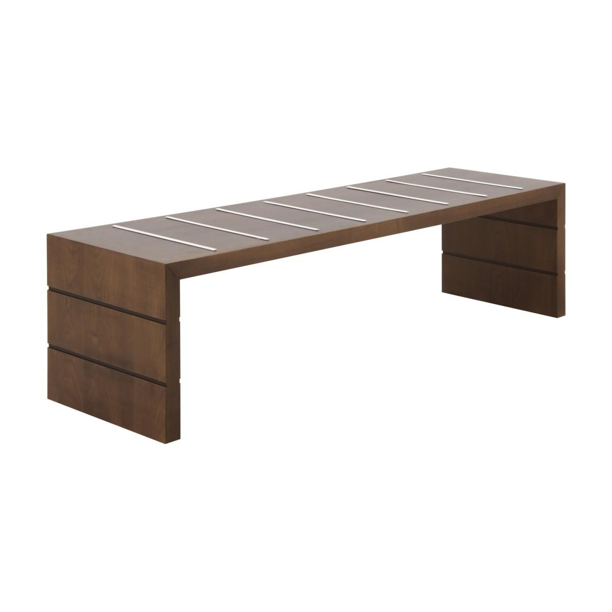 Upholstered bench Ottavia - Sevensedie