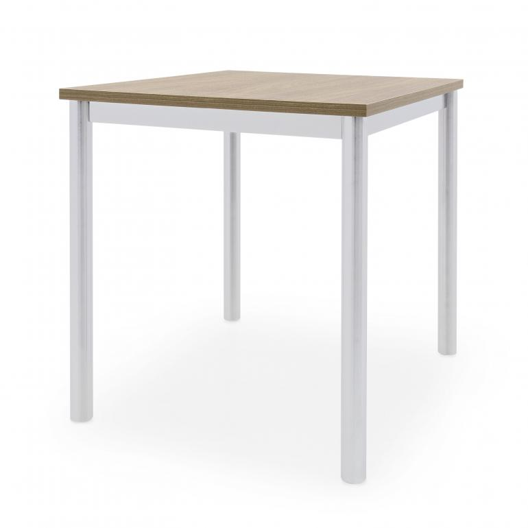 modern style metal table