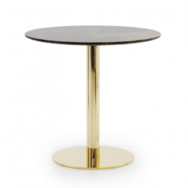 modern style marble table