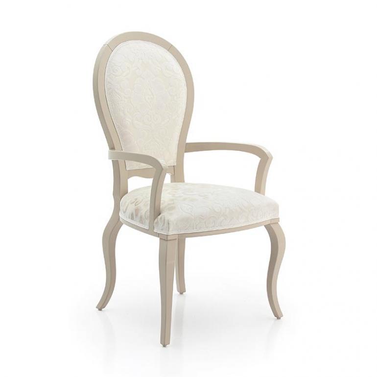 modern style wood armchair angel 8459 6798