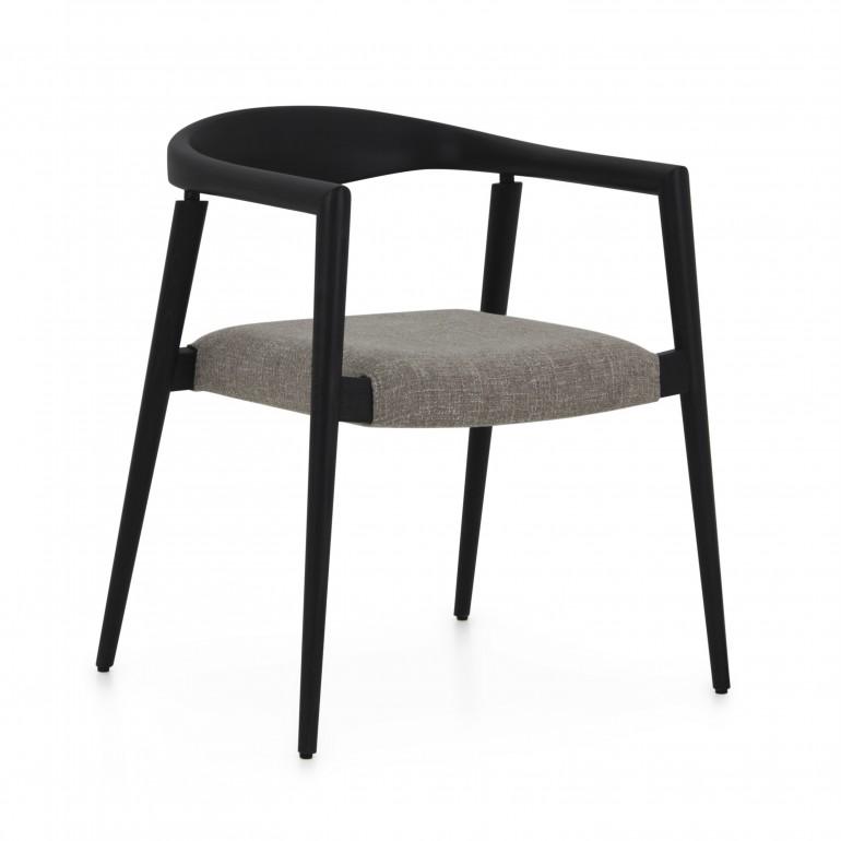 modern style wood armchair aranea 194