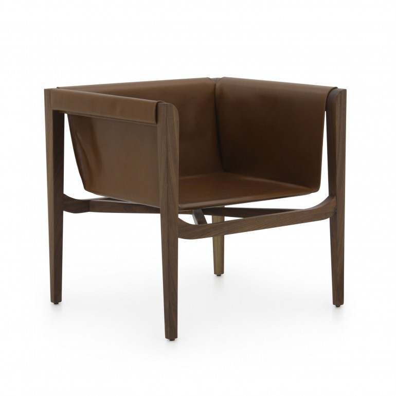 modern style wood armchair brasilia 4480