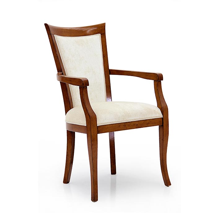 modern style wood armchair feel 8288