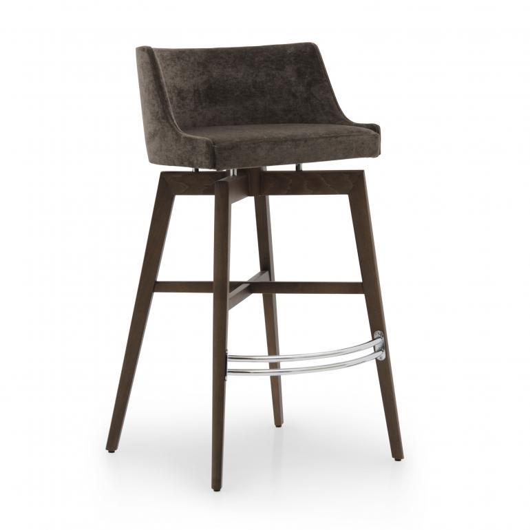 modern style wood barstool marta 8947 1003