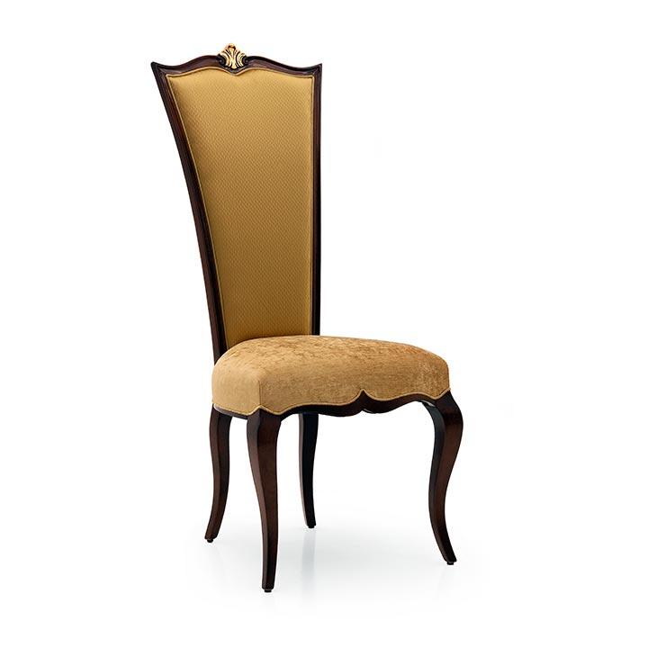 modern style wood chair amanda 6586
