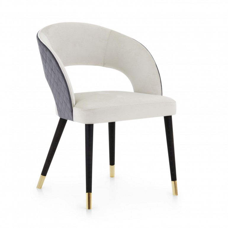 modern style wood chair giulia 2774