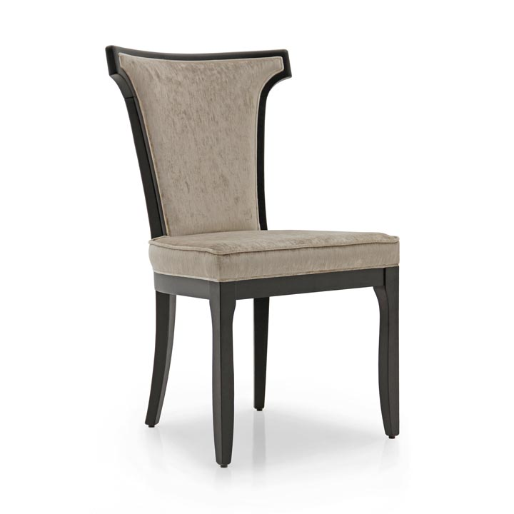 modern style wood chair london 5189