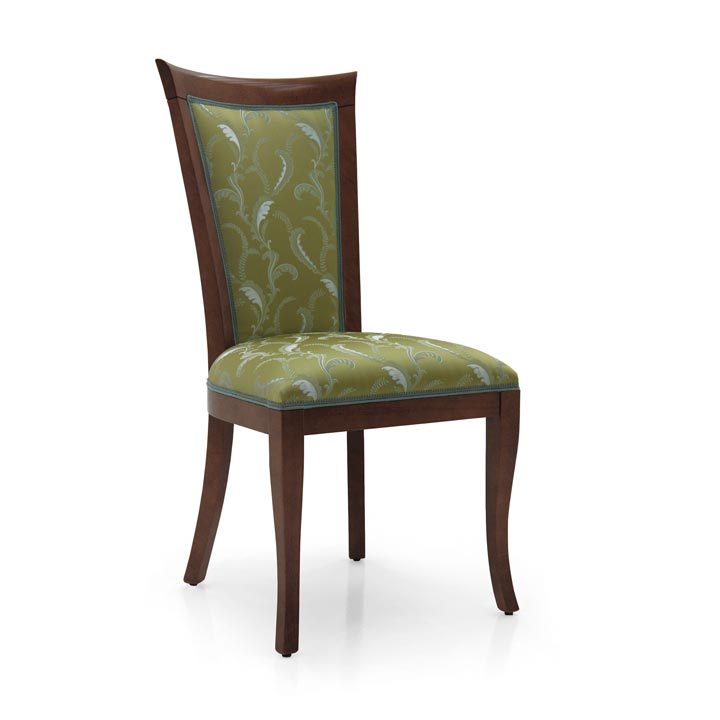 modern style wood chair milano 79 4866