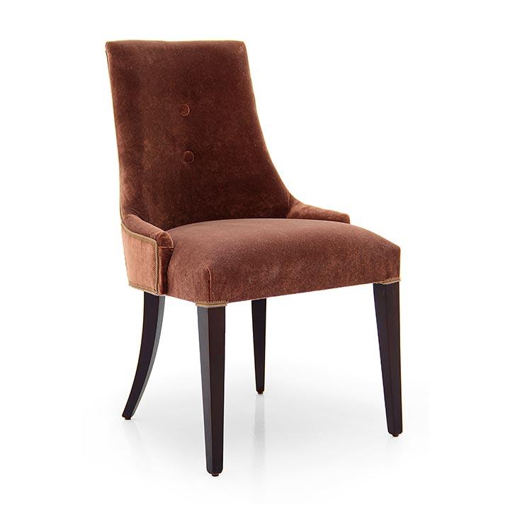 sedia legno stile moderno