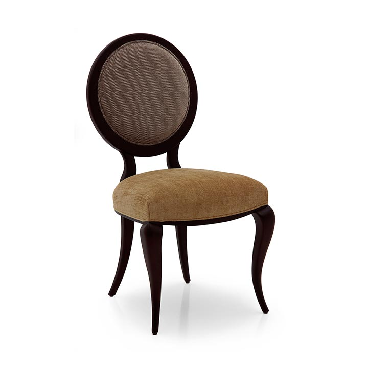 modern style wood chair seneca 2885