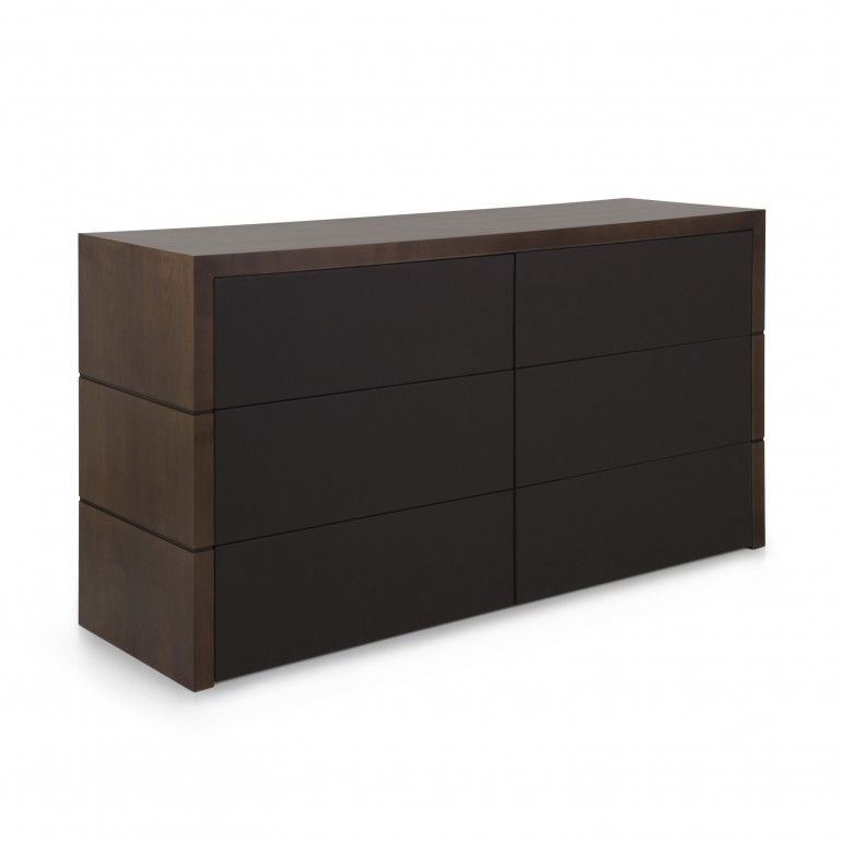modern style wood chest caesar 8671