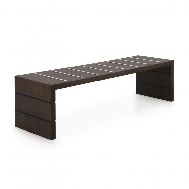 modern style wood luggage rack ottavia 588