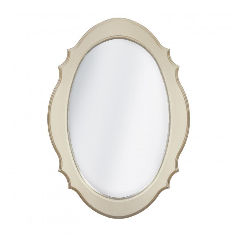 modern style wood mirror elisa 880
