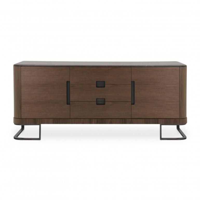 modern style wood sideboard ada v 5863
