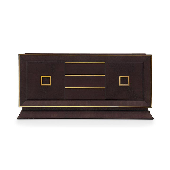 modern style wood sideboard cubica 69 2738