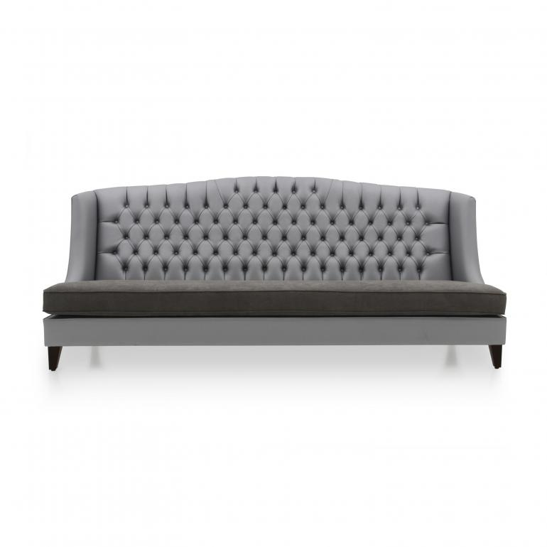 modern style wood sofa custom009 6259