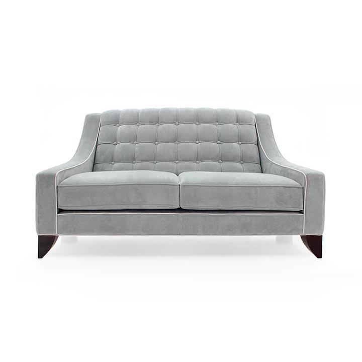modern style wooden sofa