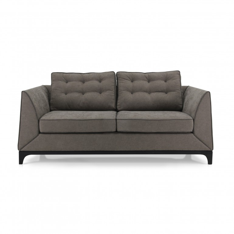 contemporary style 2 seater sofa