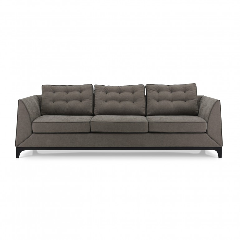 contemporary style 5 seater sofa