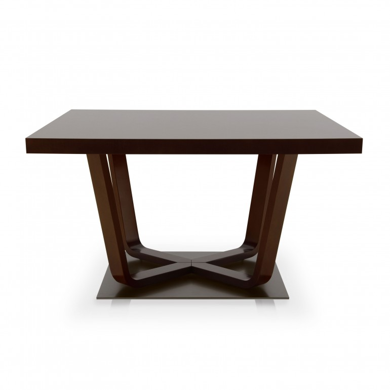 modern style wood table custom039 3153