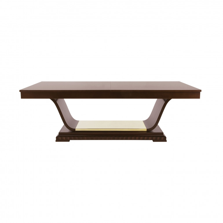 modern style wood table custom060 4567