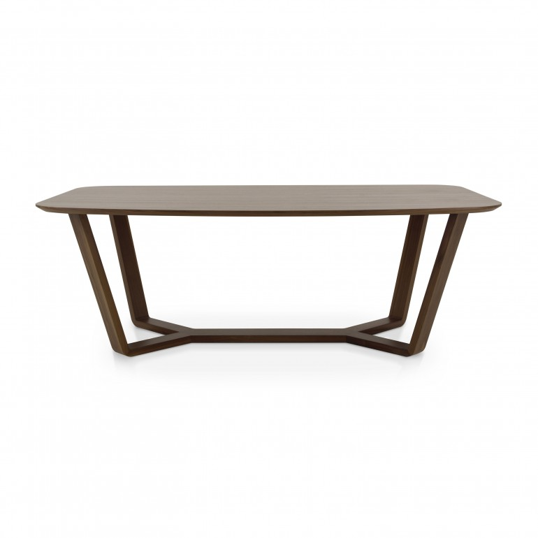 modern style wood table ermione d 5941