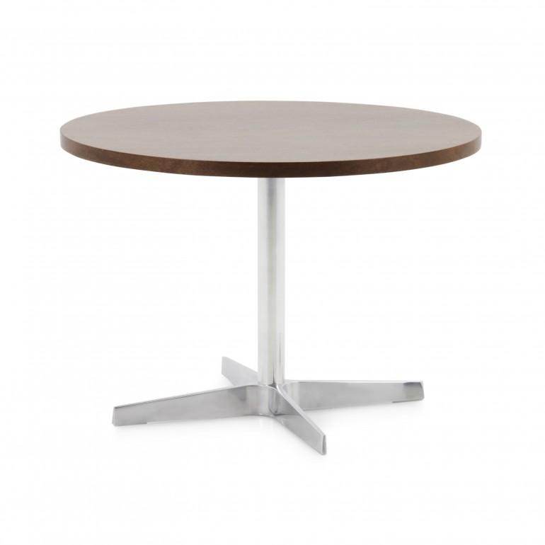 tavolino metallo stile moderno
