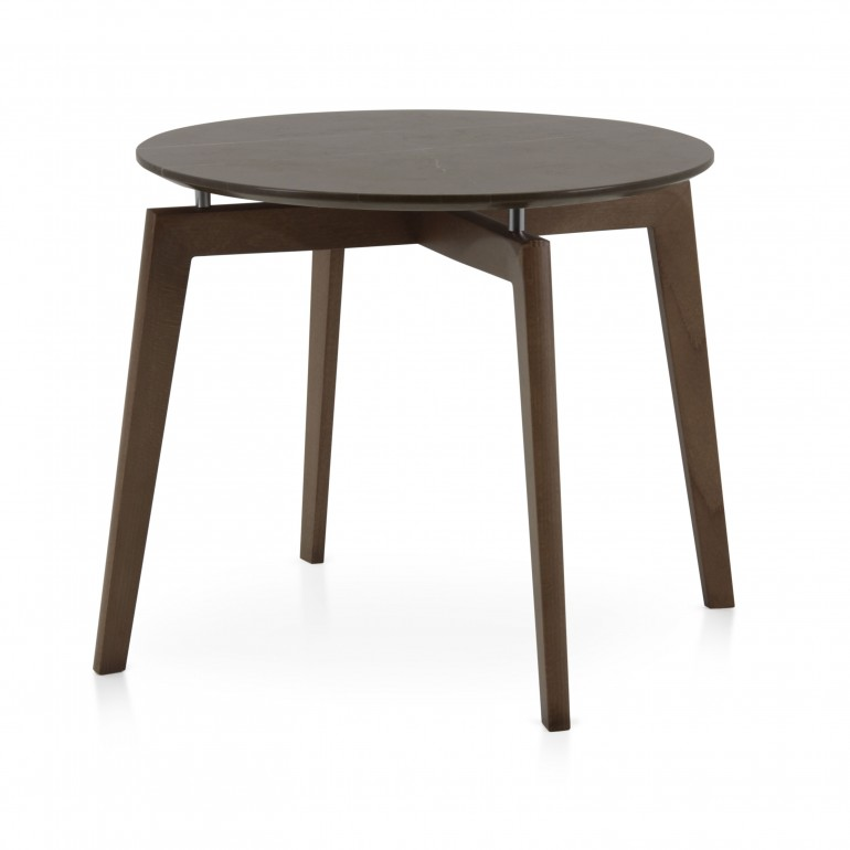 modern style wood table theo 2593