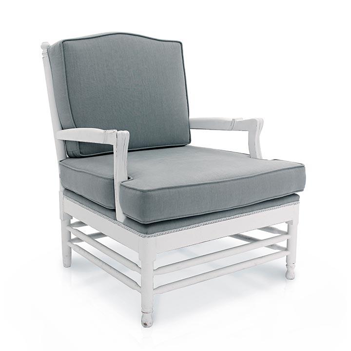 poltrona legno rustico wood rustic armchair dallas 7624