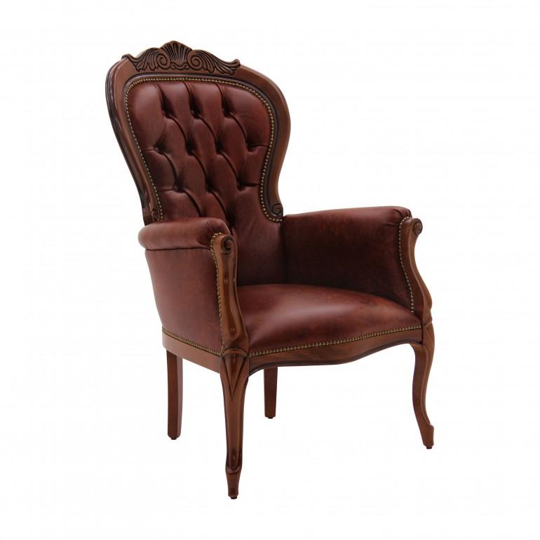 replica armchair foglia 2914