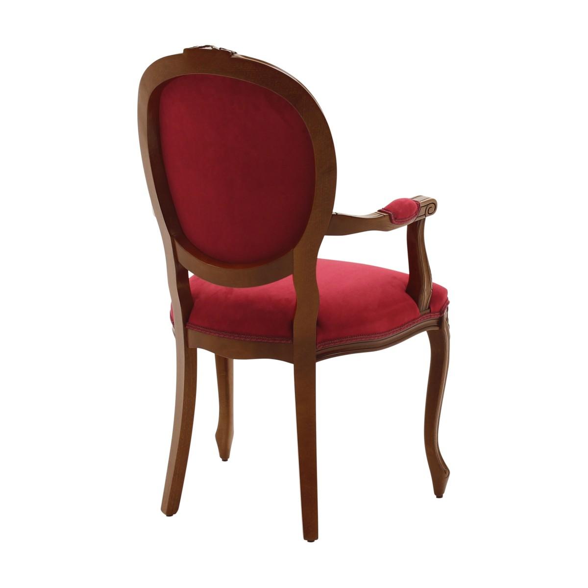 Small armchair Rousseau - Sevensedie