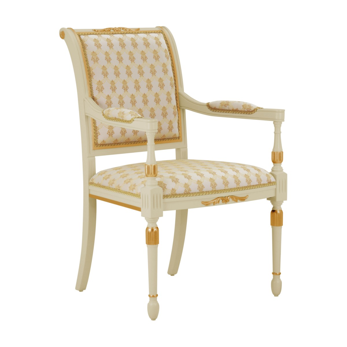 replica armchair salgari 1 6761